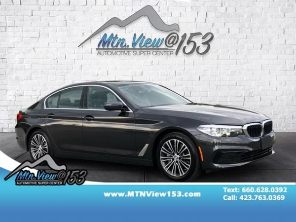 2019 BMW 5 Series in Chattanooga, TN