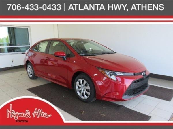 2020 Toyota Corolla in Athens, GA