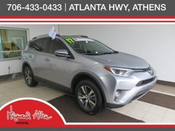 2017 Toyota RAV4 in Athens, GA