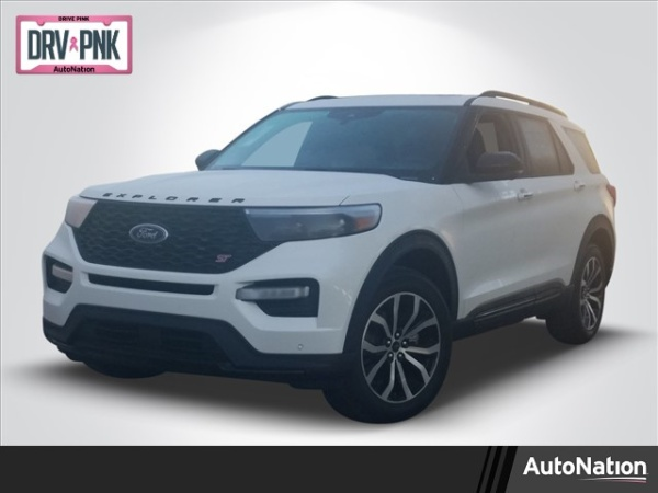 2020 Ford Explorer in Jacksonville, FL