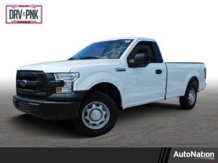 Ford F  Xl Regular Cab   Bed Rwd For Sale In Jacksonville