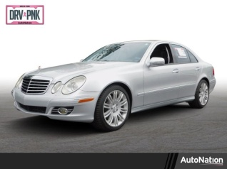 Used 2007 Mercedes Benz E Class E 350 Sedan RWD For Sale In Brooksville