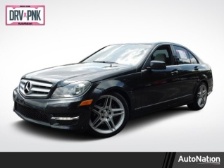 Used 2013 Mercedes Benz C Class For Sale Truecar