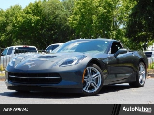 2017 Chevrolet Corvette Stingray 1lt Coupe For In Orlando Fl