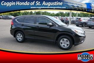 Honda St Augustine >> Used Honda Cr Vs For Sale In Saint Augustine Fl Truecar