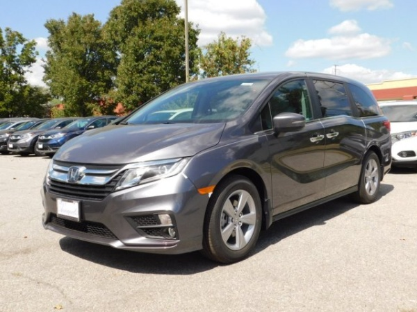 2020 Honda Odyssey in Annapolis, MD