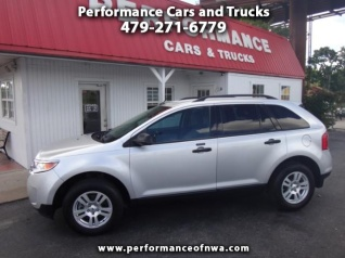 Used  Ford Edge Se Fwd For Sale In Bentonville Ar