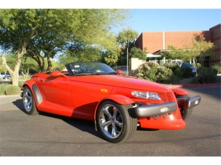 1999 Plymouth Prowler 2dr Roadster For In Phoenix Az