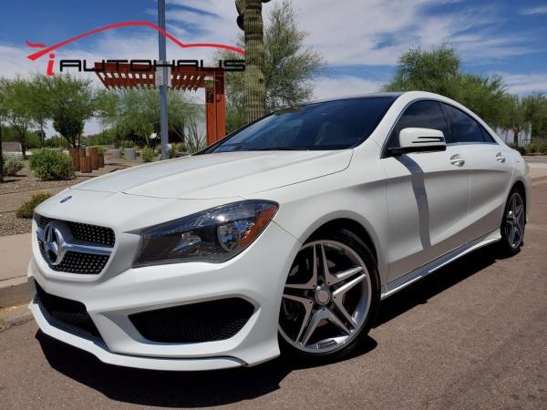2015 Mercedes-Benz CLA in Tempe, AZ
