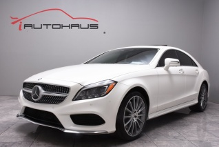 2017 Mercedes Benz Cls 550 Rwd For In Tempe Az