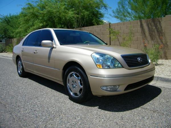 2001 Lexus LS in Phoenix, AZ