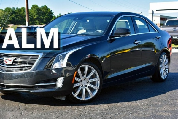 2015 Cadillac ATS 2.0T Premium