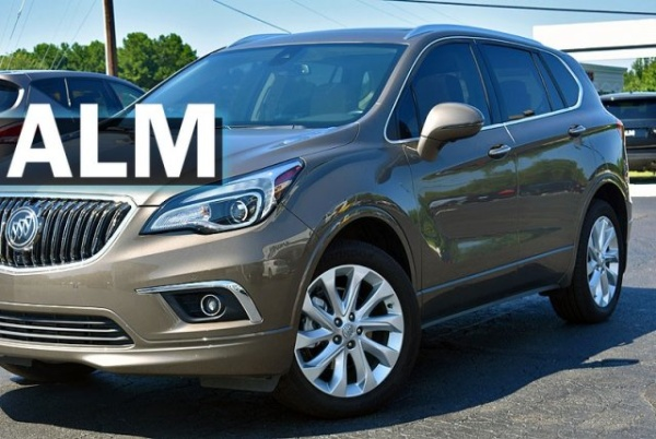 2017 Buick Envision in Buford, GA
