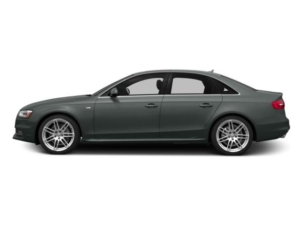 2015 Audi A4 2.0T Premium