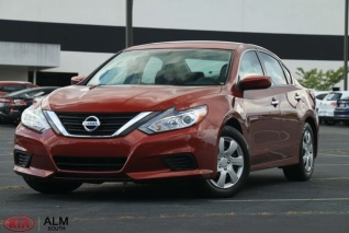 Used 2016 Nissan Altima 2.5 S For Sale In Union City, GA