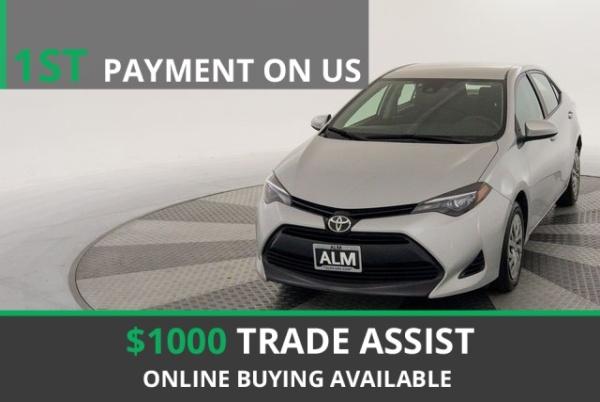 2018 Toyota Corolla in Union City, GA