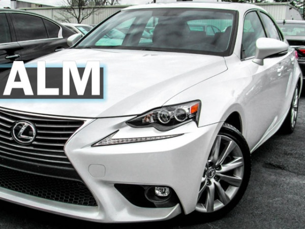 2016 Lexus IS IS 300