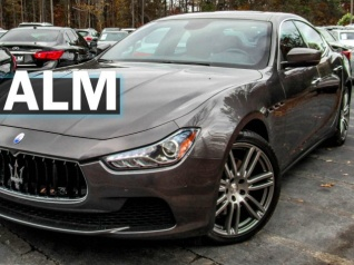 2017 Maserati Ghibli Sedan Rwd For In Duluth Ga