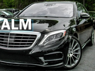 2016 Mercedes Benz S Cl 550 Sedan Rwd For In Duluth