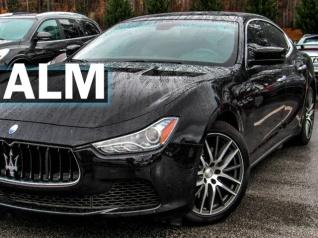2016 Maserati Ghibli Sedan Rwd For In Duluth Ga