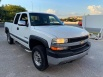 2002 Chevrolet Silverado 2500 LT Extended Cab Standard Box 2WD Automatic for Sale in Austin, TX