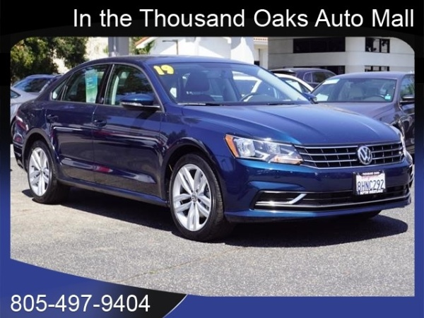 2019 Volkswagen Passat in Thousand Oaks, CA