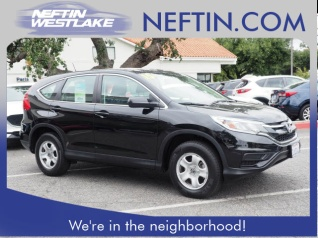 Used 2015 Honda CR V LX FWD For Sale In Thousand Oaks, CA