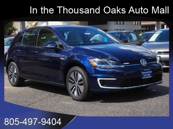2019 Volkswagen e-Golf in Thousand Oaks, CA