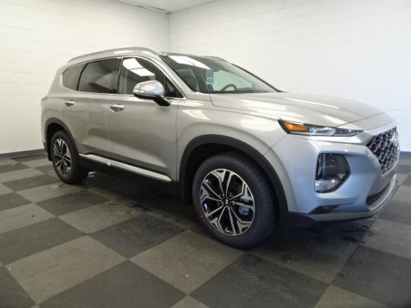 2020 Hyundai Santa Fe in Fredericksburg, VA