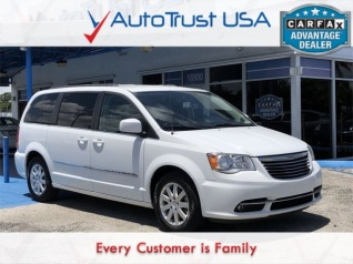 Chrysler Town And Country For Sale >> Used Chrysler Town Countrys For Sale Truecar
