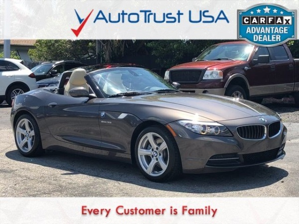 Used Bmw Z4 For Sale In Miami Fl U S News Amp World Report