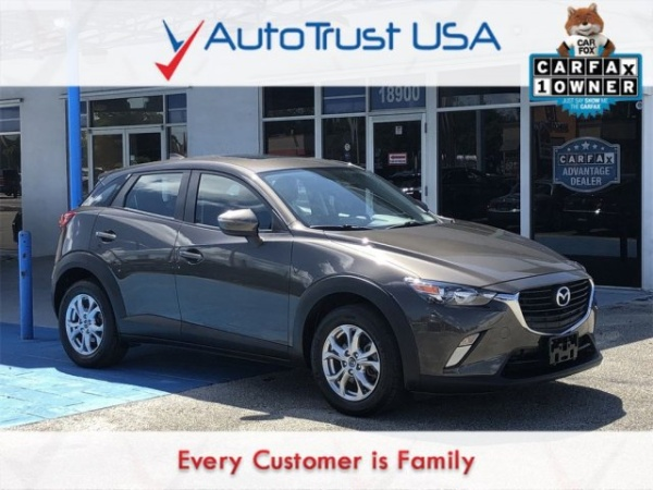 2016 Mazda CX-3 in Miami, FL