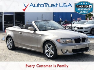 2017 Bmw 1 Series 128i Convertible For In Miami Fl