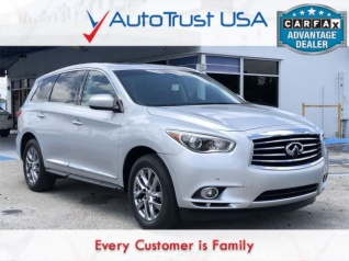 Infiniti Dealer Miami >> Used Infinitis For Sale In Miami Fl Truecar