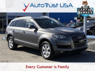 Used Audi Q7 For Sale Search 1 979 Used Q7 Listings Truecar
