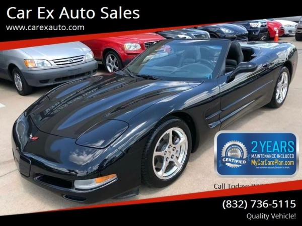 2002 Chevrolet Corvette in Houston, TX