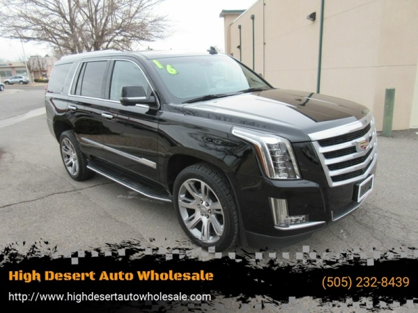 2016 Cadillac Escalade in Albuquerque, NM