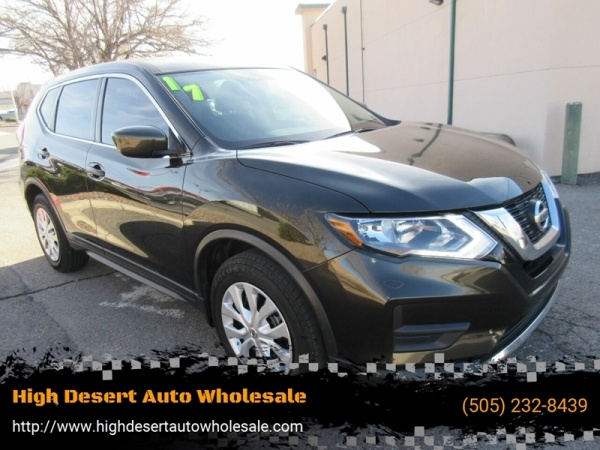 2017 Nissan Rogue in Albuquerque, NM