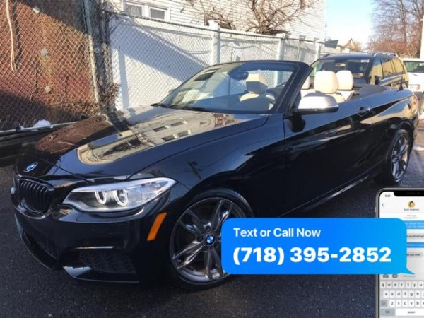 2016 Bmw 2 Series M235i Xdrive Convertible Awd