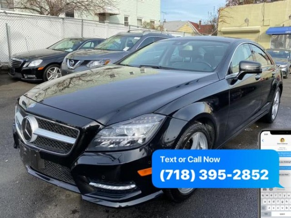 2014 Mercedes-Benz CLS in Jamaica, NY
