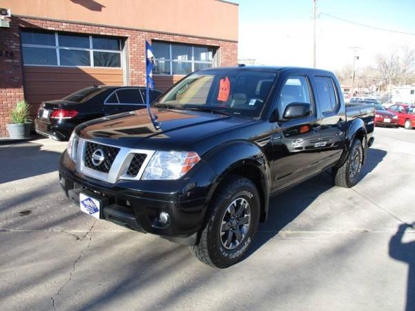 2016 Nissan Frontier in Colorado Springs, CO