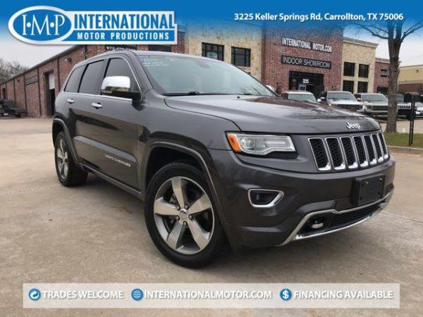 2015 Jeep Grand Cherokee in Carrollton, TX