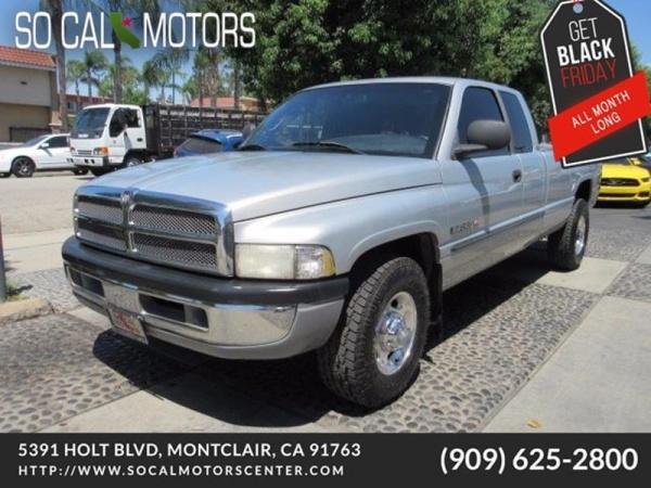 2000 Dodge Ram 2500 in Montclair, CA