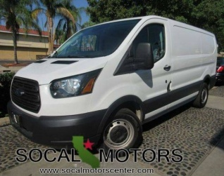 1614b0e26f 2017 Ford Transit Van T-150 130