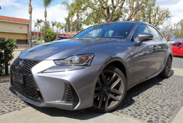 2019 Lexus IS IS 350 F Sport