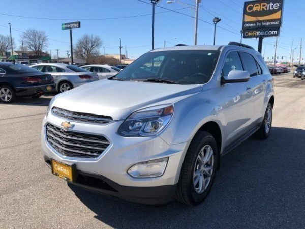 2017 Chevrolet Equinox in Monroe, MI