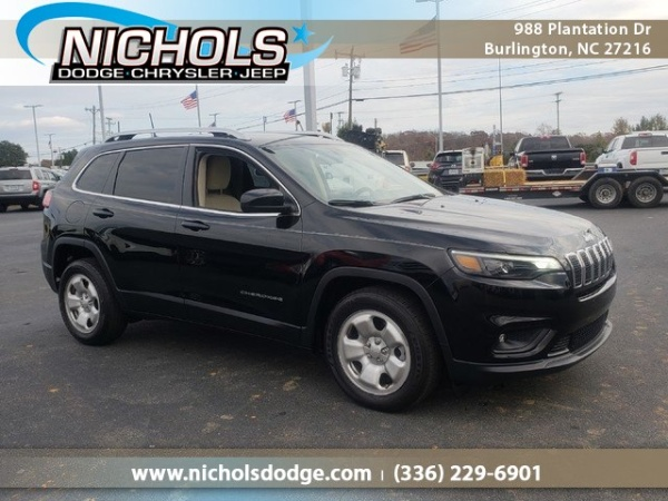 Used Jeep Cherokee for Sale in Gibsonville, NC   U.S. News ...