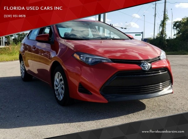 2017 Toyota Corolla in Fort Myers, FL