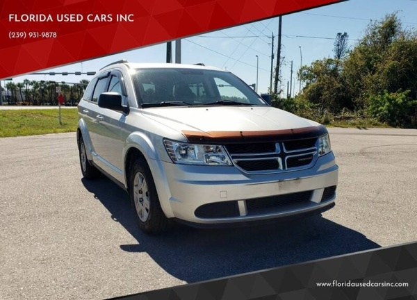 2012 Dodge Journey in Fort Myers, FL