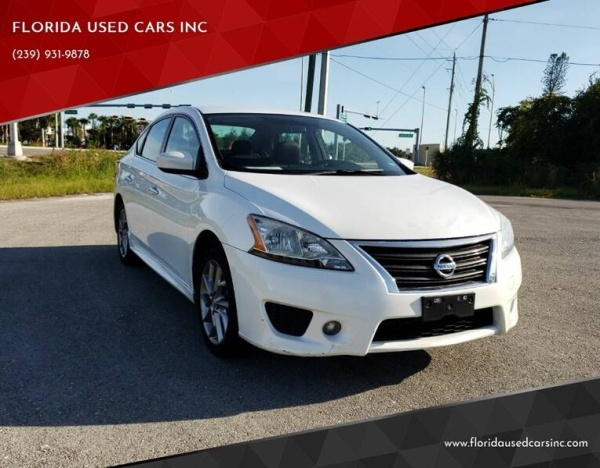 2014 Nissan Sentra in Fort Myers, FL